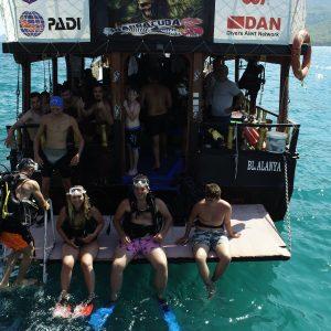 Rescue Diver Kursu - Kurtarma ve Dalgıç Eğitimi