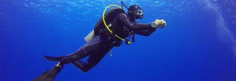 Barracudas ile </br>dalış eğitimi </br> artık çok kolay...